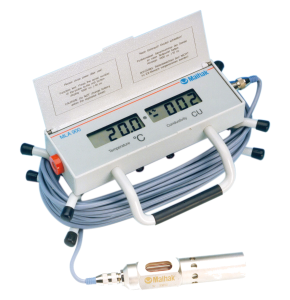 CONDUCTIVITY METER ELECTRICAL CONDUCTIVITY OF AVIATION AND DISTILLATE FUELS